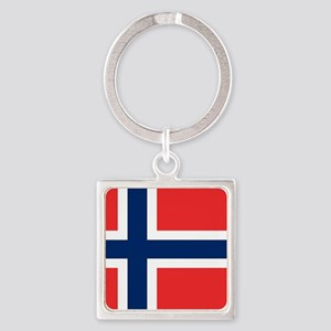 Flag of Norway Keychains