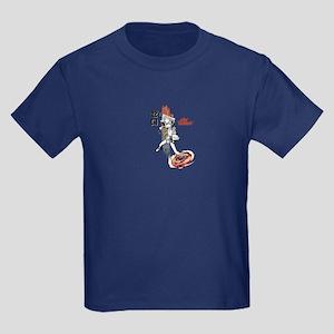 Battle Zyro Kids Dark T-Shirt