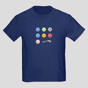 The Furious 7 Kids Dark T-Shirt