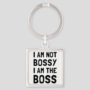 Bossy Boss Keychains