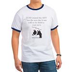 Coated Aht Ringer T-Shirt