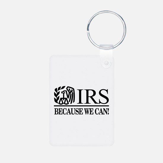 IRS (Because We Can) Keychains