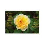 Angel Mother Rectangle Magnet (10 pack)