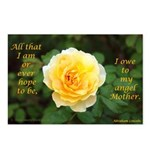 Angel Mother Postcards (Package of 8)