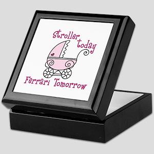 Stroller Today Keepsake Box