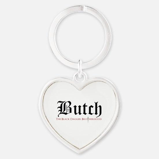 Butch Heart Keychain Keychains