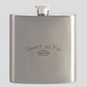 sweet as pie Flask