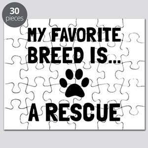 Favorite Breed Rescue Puzzle
