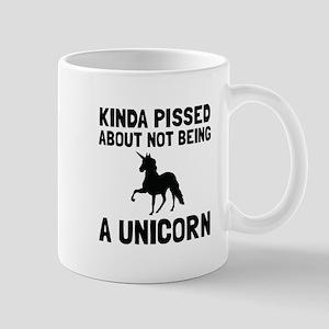 Pissed Not Unicorn Mugs