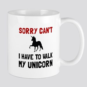 Walk Unicorn Mugs