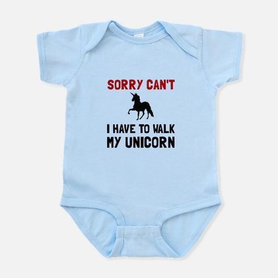 Walk Unicorn Body Suit