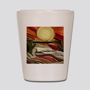 Southwestern Skies Shot Glass