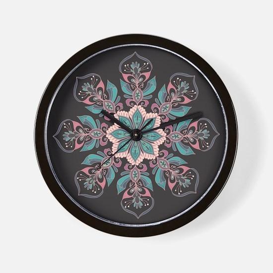 Decorative Star Wall Clock