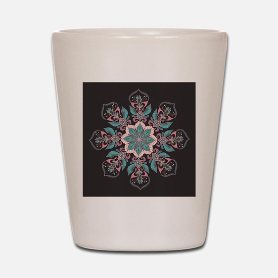 Decorative Star Shot Glass