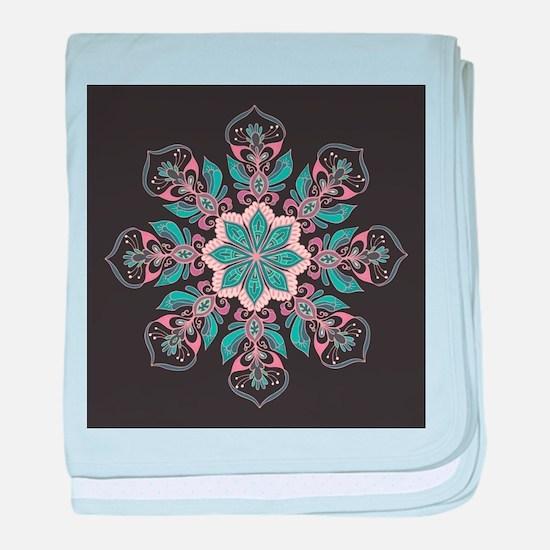 Decorative Star baby blanket