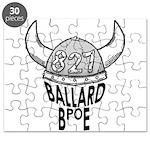 Ballard Elks Emblem Puzzle