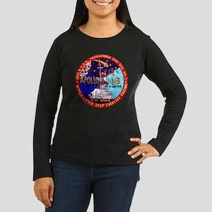 USS Ticonderoga & Women's Long Sleeve Dark T-Shirt
