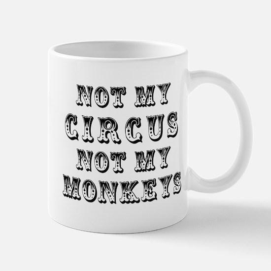 Not Circus Small Mugs