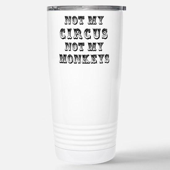 Not Circus Travel Mug