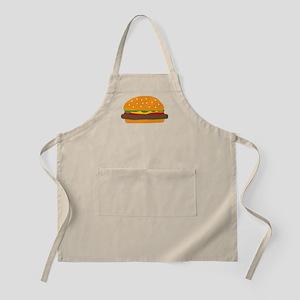 Cute Burger Apron