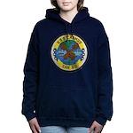 USS CADMUS Women's Hooded Sweatshirt