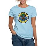 USS CADMUS Women's Light T-Shirt