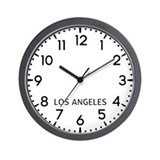Los angeles Wall Clocks