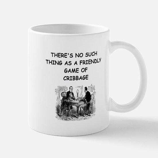 CRIBBAGE11 Mugs