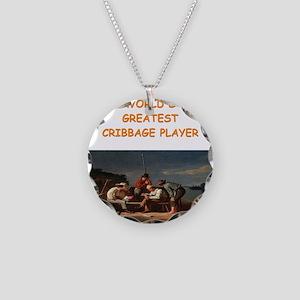 CRIBBAGE10 Necklace
