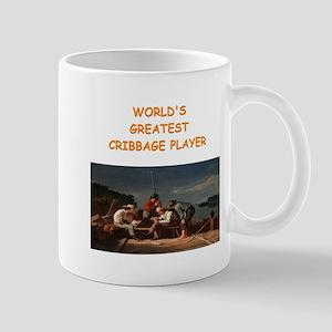CRIBBAGE10 Mugs