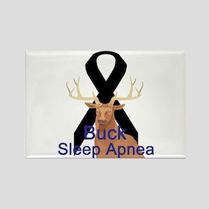 Sleep Apnea Rectangle Magnet