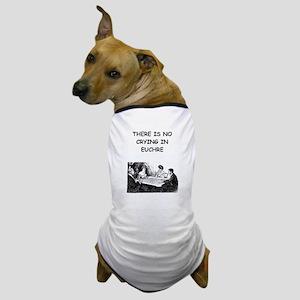 EUCHRE6 Dog T-Shirt