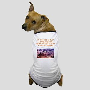 PINOCHLE8 Dog T-Shirt