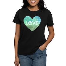 Love for Jesus Women's Dark T-Shirt