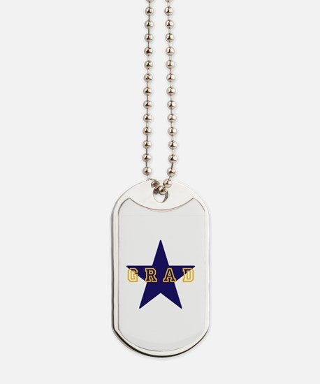cool graduation dog tags