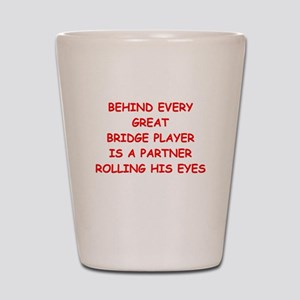 BRIDGE3 Shot Glass