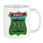 USS MADDOX Mug