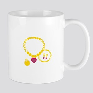 Princess Jewelry Mugs