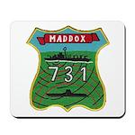 USS MADDOX Mousepad
