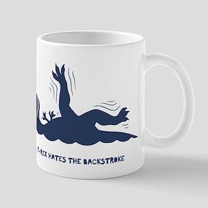 T-Rex Backstroke Mug