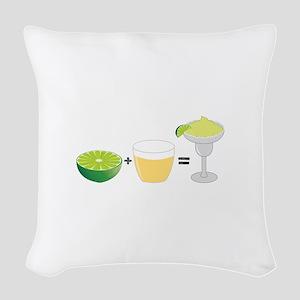 Margarita Woven Throw Pillow