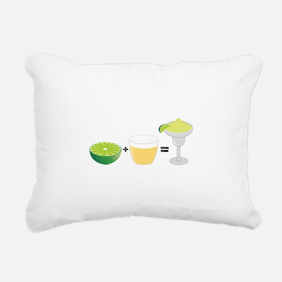 Margarita Rectangular Canvas Pillow