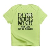 New dad Infant T-Shirt