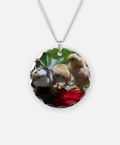 little cute chick Necklace