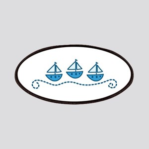 Sailboats Patches