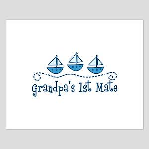 Grandpas 1st Mate Posters
