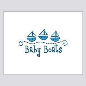 Baby Boats Posters