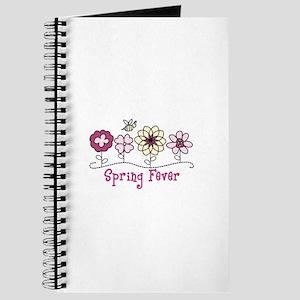 Spring Fever Journal