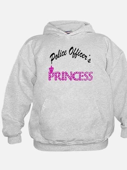 Police Officer's Princess Hoodie