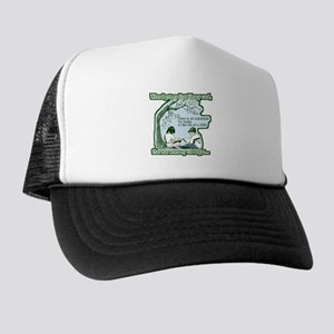 No Substitute For Books Trucker Hat
